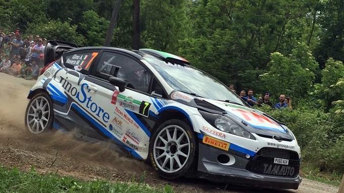Ottimo secondo posto finale per Gino e Ravera al Rally di Alba 1