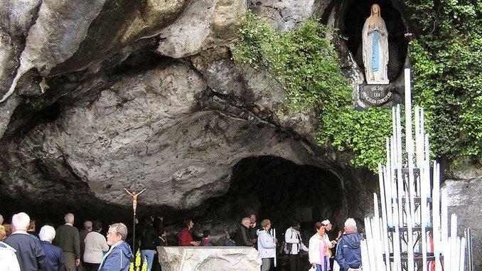 Pellegrinaggio a Lourdes con l'Unitalsi di Alba