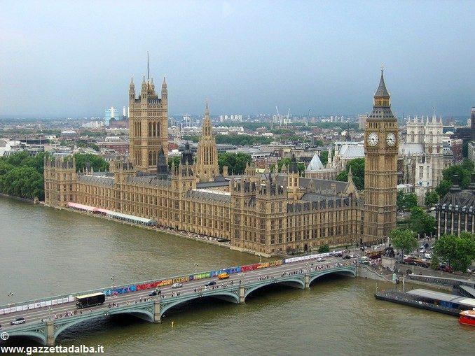 L'atmosfera londinese dopo il voto: un paese spaccato a metà