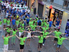 La sfilata del Meeting di ciclismo giovanissimi 24