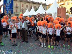 La sfilata del Meeting di ciclismo giovanissimi 25
