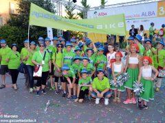 La sfilata del Meeting di ciclismo giovanissimi 28