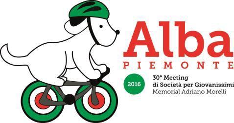 meeting giovanile ciclismo Alba logo