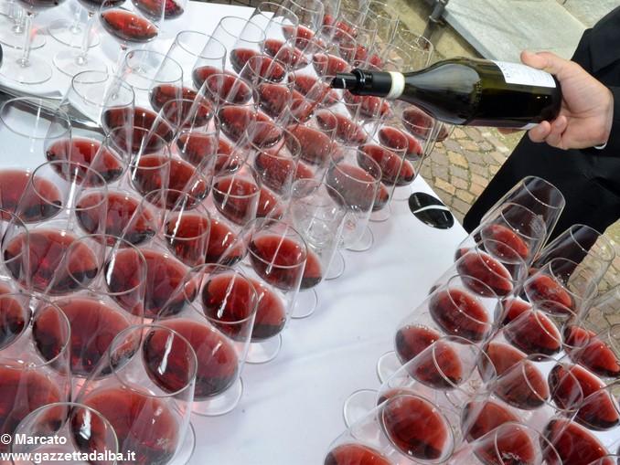 presentazione barolo Barolo annata 2012