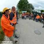 Ospedale di Verduno, rientra lo sciopero dei lavoratori della Alba-Bra