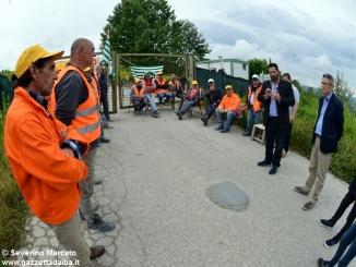 Ospedale di Verduno, rientra lo sciopero dei lavoratori della Alba-Bra 1