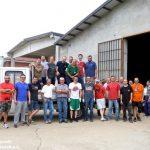 Sessanta volontari per il trasloco della scuola di Ceresole