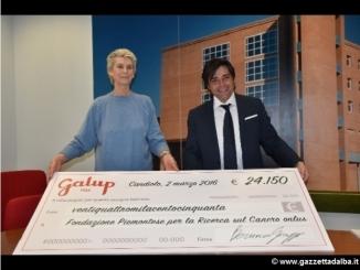 Con Bernocco anche Galup diventa un po'albese. Sara sponsor della Fiera