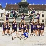 A Vienna per Alba Cheer un ottimo quattordicesimo posto europeo