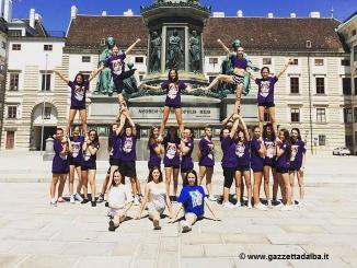 A Vienna per Alba Cheer un ottimo quattordicesimo posto europeo 1