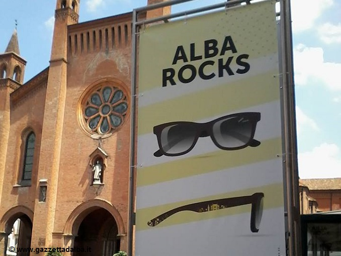 Alba rocks