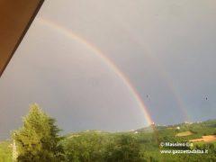 Le foto dei nostri lettori: grandine, folate di vento e arcobaleno 7