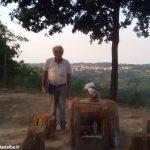 Il giardino segreto ed esotico di Doro ai Piloni di Montà