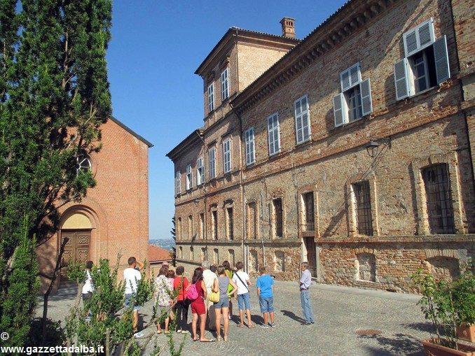 Il 24 luglio domenica animata al castello di Magliano