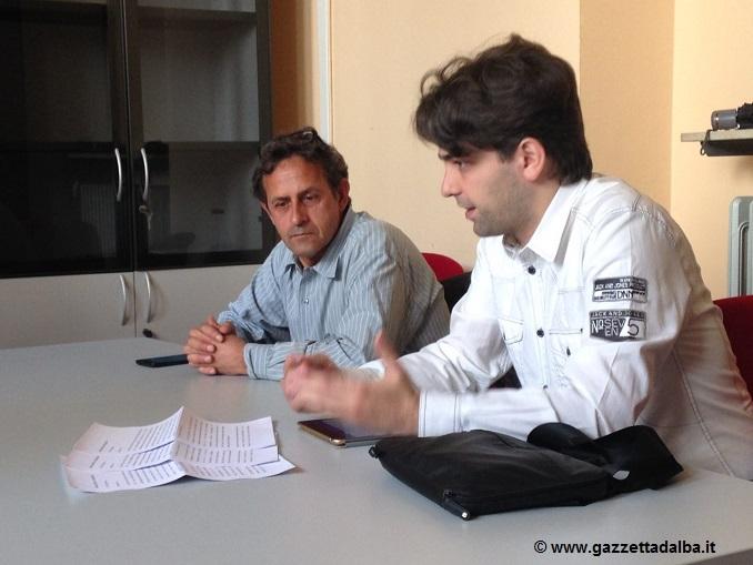 Martinetti con Romano