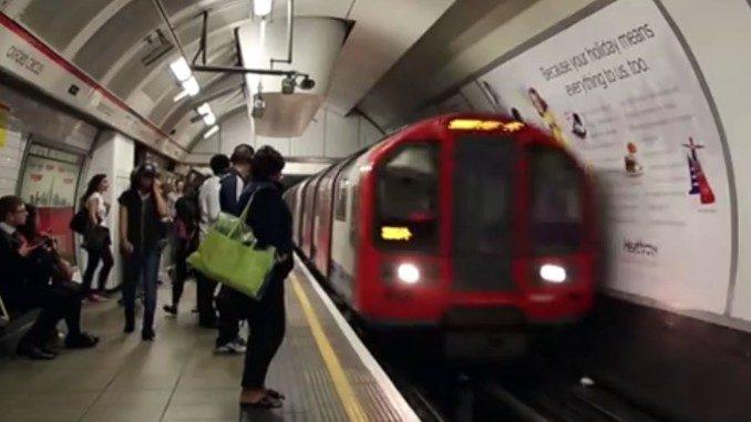 Braidese racconta in un video la metropolitana di Londra