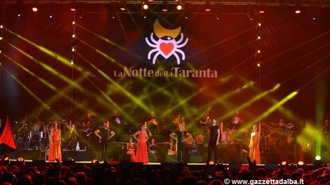 """Venerdì 15 all'Anima festival, dalla Puglia ferita, """"La notte della Taranta"""""""