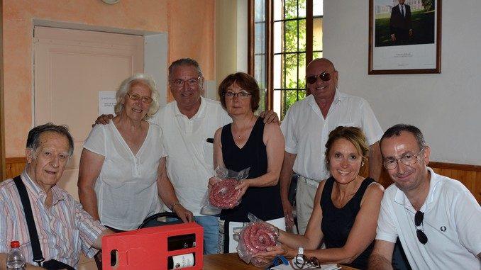 Delegazione braidese incontra il nuovo sindaco di Saint-Pons