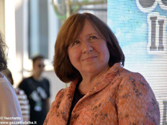 Svetlana Aleksievic e il coraggio delle donne