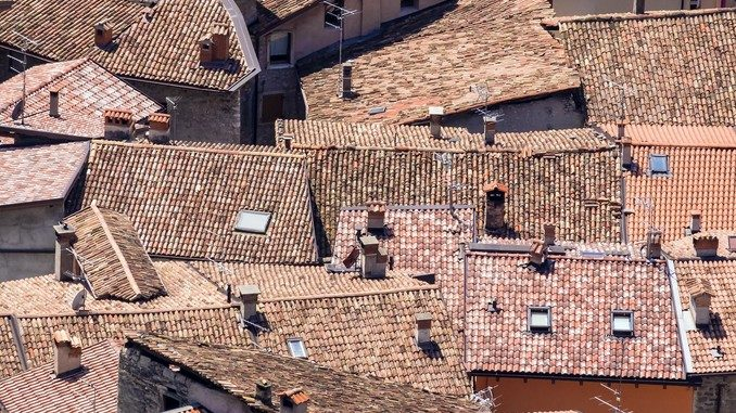 Sicurezza per i lavori sui tetti: nuove regole