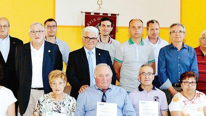 In alta Langa premiati 26 donatori Avis