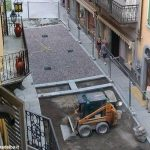 Bra: nuovo tratto pedonale previsto in via Vittorio Emanuele