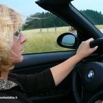 Donne al volante, ma quale pericolo?