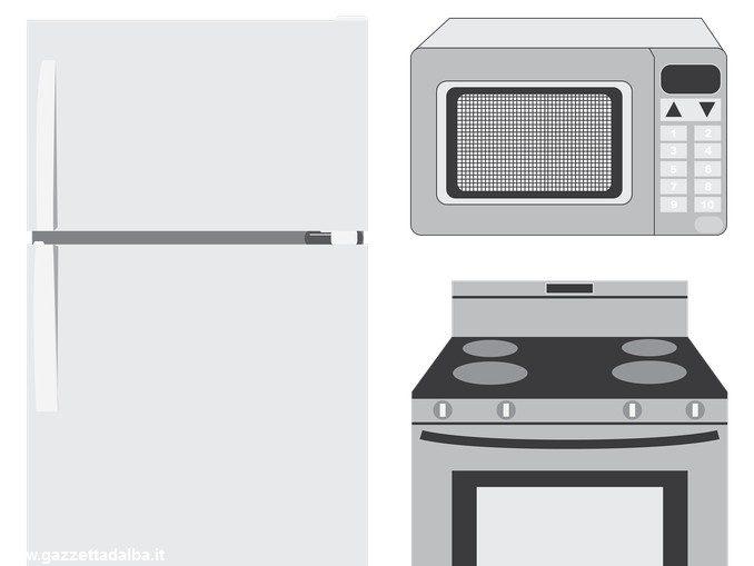 Meno televisori e frigoriferi finiscono nelle discariche