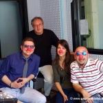 "I Nasi rossi ""occupano"" la nuova Radio Alba"