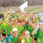 I giovani di Alba testimoni della gioia del Vangelo a Cracovia