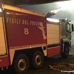 Un pensionato sorpreso a bruciare cassonetti a Canelli