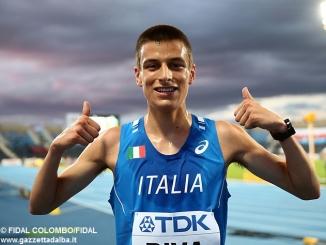 Pietro Riva decimo nei 10.000 metri al Mondiale juniores 1