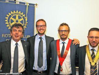 Rotary di Alba: 40mila euro donati all'ospedale e alle scuole