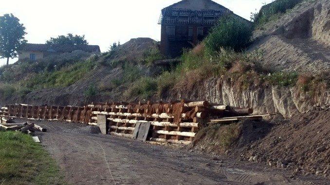 Strada Baresane: proseguono i lavori di ripristino dopo la frana