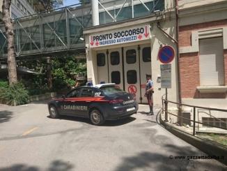 Fermato uomo armato di coltello nell'ospedale di Cuneo