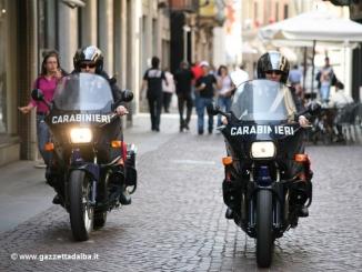 Nei guai due pregiudicati autori di furti ad Alba
