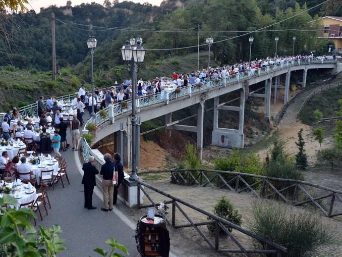 Cena Ponte dei sapori Montaldo Roero (1)