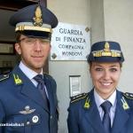 Il capitano Sara D'Addio nuovo comandante delle Fiamme gialle monregalesi