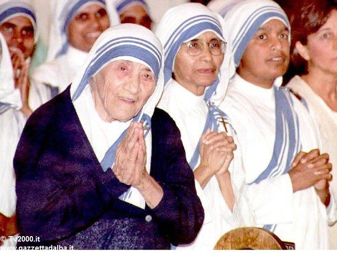 Documentario su Madre Teresa sabato e domenica su Tv2000