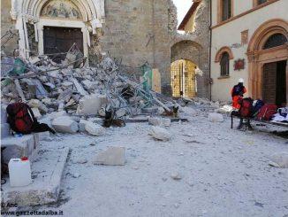 Sisma centro Italia: partiti da Alba i cani da ricerca dell'Anc 2