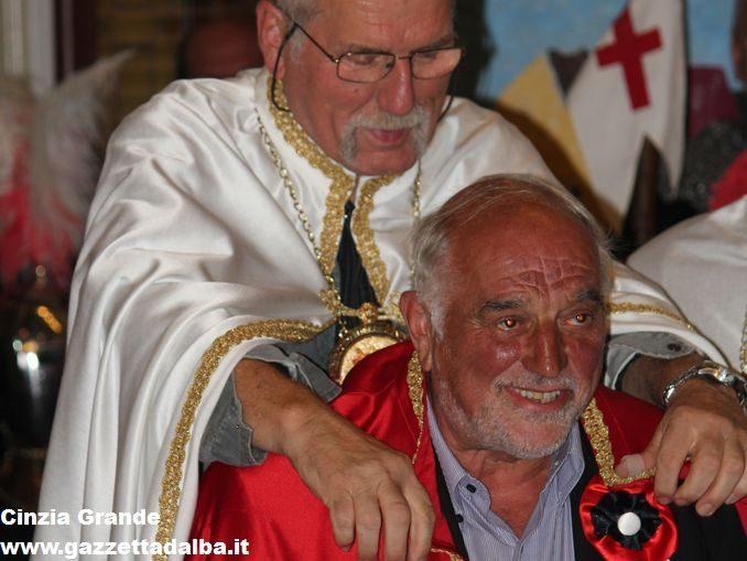 Borghi albesi in lutto: addio a Candido Alessandria
