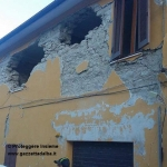 Le prime foto di Proteggere insieme dai luoghi del sisma