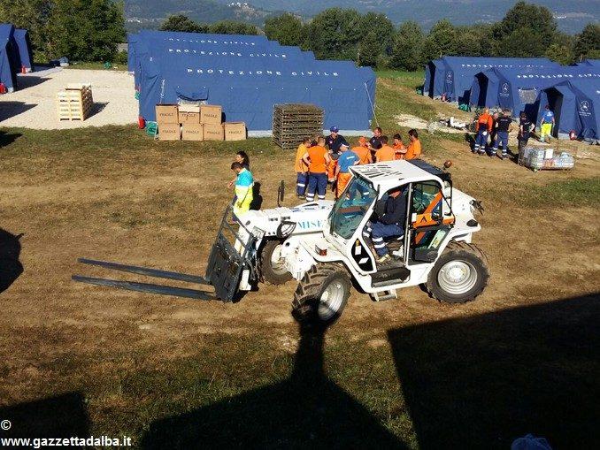 Dal comune di Alba le istruzioni per donare alle popolazioni colpite dal sisma
