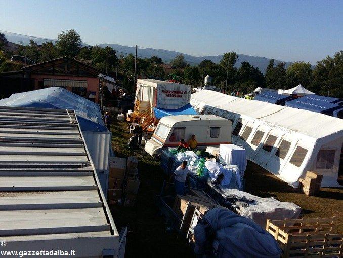 Dal comune di Alba le istruzioni per donare alle popolazioni colpite dal sisma 2