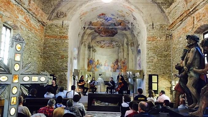 Arte e musica a Magliano Algie