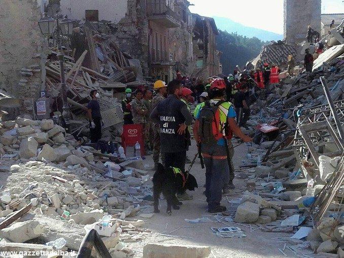 Dal comune di Alba le istruzioni per donare alle popolazioni colpite dal sisma 6