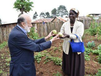Petrini in Africa come ambasciatore speciale della Fao