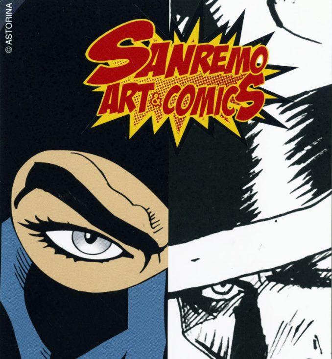 Il fumetto protagonista a Sanremo