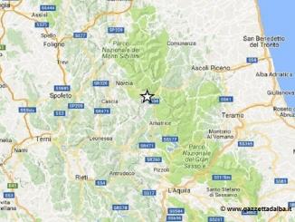 Sisma centro Italia: operativa la sede di Proteggere Insieme, in arrivo ruspe da Guuidonia