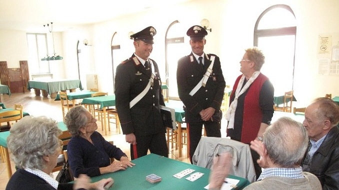 Truffe agli anziani, gli ultimi episodi e i consigli dei Carabinieri